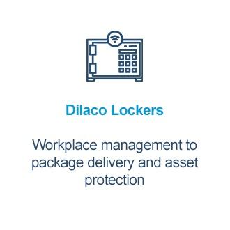 4. Dilaco Lockers